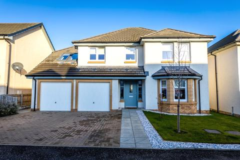 5 bedroom detached house for sale - 4 John Place, Dunfermline, Fife, KY11 8NJ