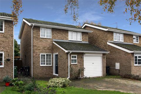 3 bedroom detached house for sale - Charles Drive, Thame, Oxfordshire, OX9