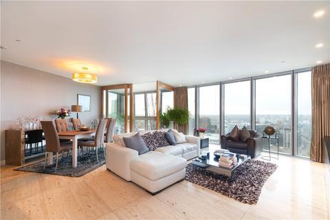 2 bedroom flat for sale - St. George Wharf, Nine Elms, Vauxhall, London, SW8
