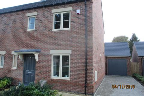 3 bedroom semi-detached house to rent - Northfield  Avenue, Great Bowden LE16