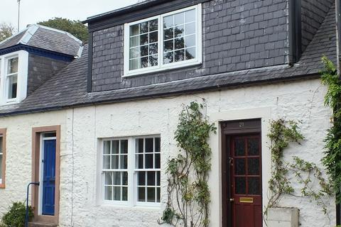 3 bedroom terraced house for sale - 21 Beechgrove, Moffat, DG10 9RS