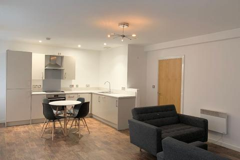 2 bedroom apartment to rent - City Centre - Impact, Upper Allen Street, Sheffield, S3 7AY
