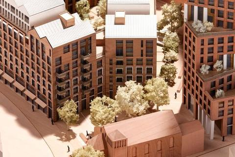 Studio for sale - Keybridge Nine Elms, London, SW8