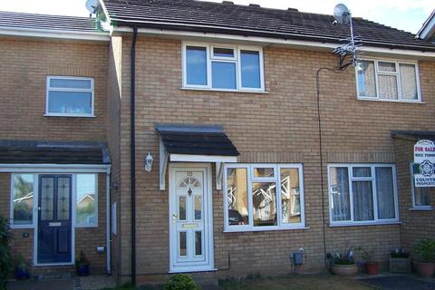 2 bedroom terraced house to rent - Grasmere Close, Flitwick, MK45