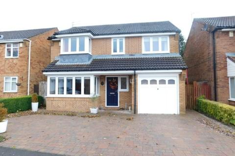 4 bedroom detached house for sale - WESTERTON CLOSE, SPENNYMOOR, SPENNYMOOR DISTRICT