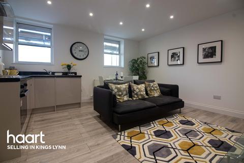 2 bedroom flat for sale - St Nicholas Street, Kings Lynn