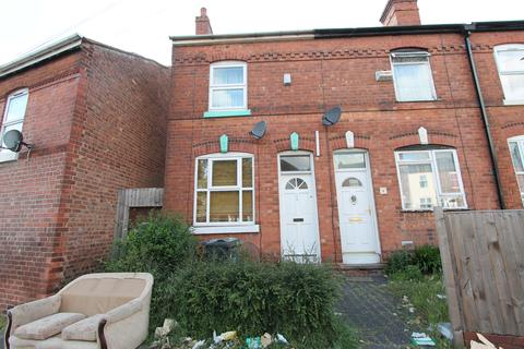 2 bedroom terraced house to rent - Sandwell Street, Walsall WS1
