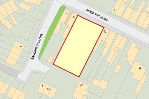 Land for sale - Land Between, Seymour Road, Stourbridge, West Midlands, DY9 8TB