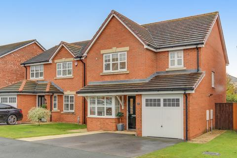 4 bedroom detached house for sale - Briarwood Road, Ewloe