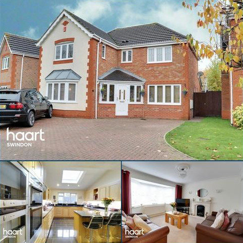 4 bedroom detached house for sale - Bryant Road, Swindon