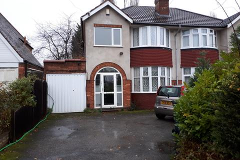 3 bedroom semi-detached house to rent - Wells Green Road, Solihull