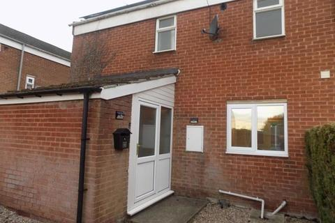 2 bedroom end of terrace house to rent - 4 Wessex Close, Worksop