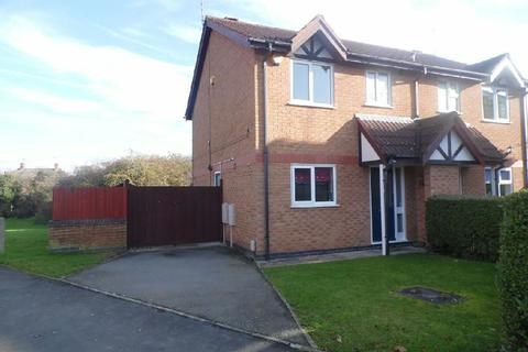 3 bedroom semi-detached house to rent - Woodhouse Road, Narborough