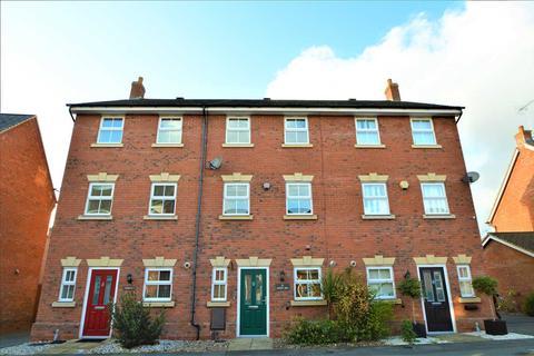 4 bedroom terraced house to rent - Jewitt Way, Nottingham