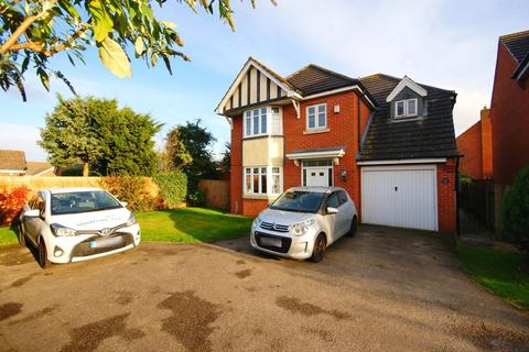 4 bedroom detached house to rent - Winchester Court, North Hykeham
