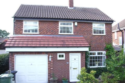 3 bedroom detached house to rent - Dean Drive, Wilmlsow, Cheshire, SK9 2EX