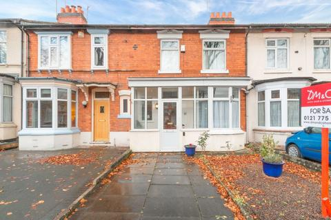 3 bedroom terraced house for sale - Sarehole Road, Hall Green