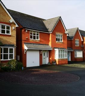 4 bedroom detached house for sale - Highfield Court, Wrexham
