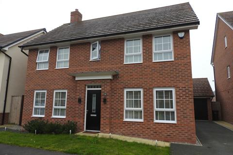 4 bedroom detached house for sale - Silverlea Road, Lostock Gralam, Northwich