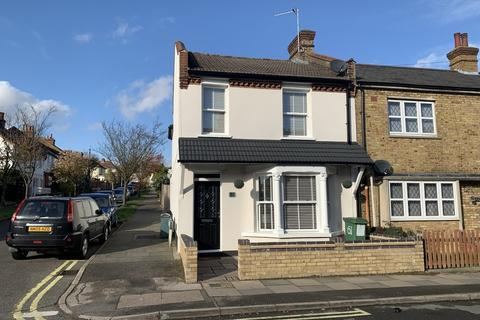 3 bedroom end of terrace house for sale - Albany Road, Chislehurst