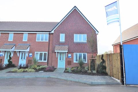3 bedroom end of terrace house for sale - Folders Grove, Folders Lane, Burgess Hill, West Sussex