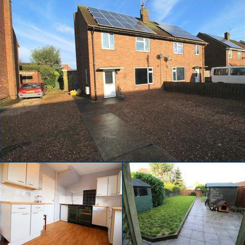 3 bedroom semi-detached house for sale - Auchinleck Close, Driffield