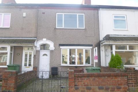 3 bedroom terraced house to rent - Wellington Street, Grimsby