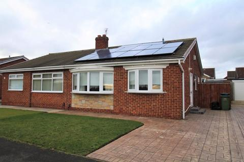 2 bedroom semi-detached bungalow to rent - Pulford Road, The Glebe, Norton TS20 1QY