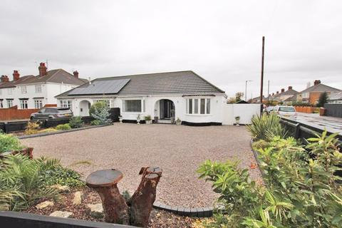 2 bedroom semi-detached bungalow for sale - CLEE ROAD, GRIMSBY