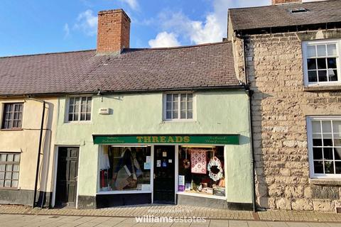 Shop for sale - Clwyd Street, Ruthin
