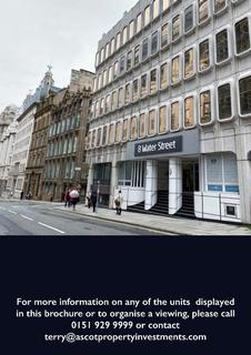 Commercial Property For Rent Liverpool City Centre