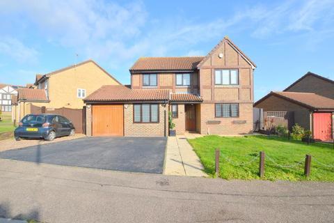 4 bedroom detached house for sale - Skelton Close, Barton Hills, Luton, Bedfordshire, LU3 4HF