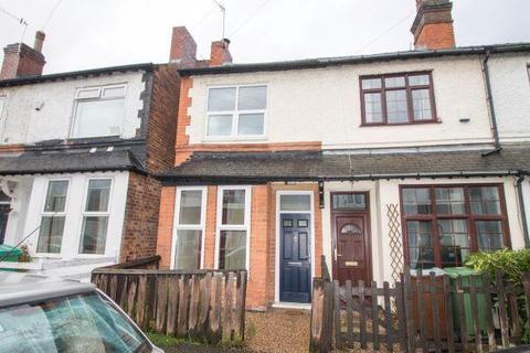 2 bedroom terraced house to rent - Wentworth Road, Sherwood, Nottingham, NG5 2LL