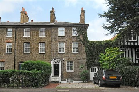5 bedroom end of terrace house to rent - Ridgway, Wimbledon Village, London, SW19