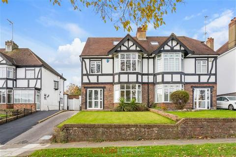 4 bedroom semi-detached house for sale - Park View Road, Hove