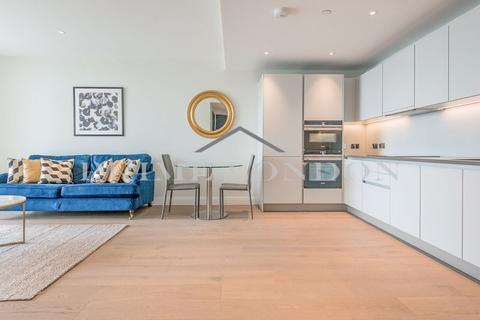 1 bedroom apartment to rent - Sophora House, Vista Chelsea Bridge Wharf, London