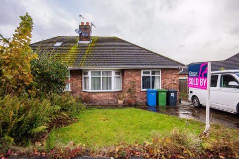 2 bedroom semi-detached bungalow for sale - Lymmington Avenue, Lymm