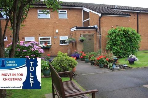 1 bedroom flat to rent - George Hill Court, Fancy Walk, Stafford, Staffordshire, ST16 3BW