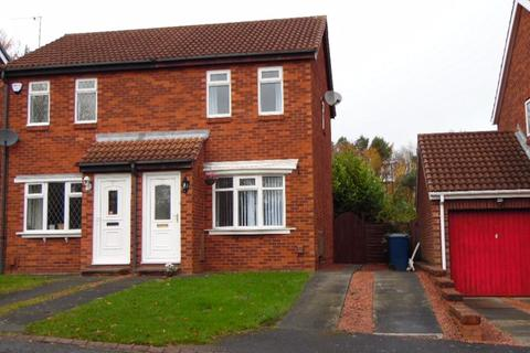 2 bedroom semi-detached house for sale - Lapwing Close, Washington