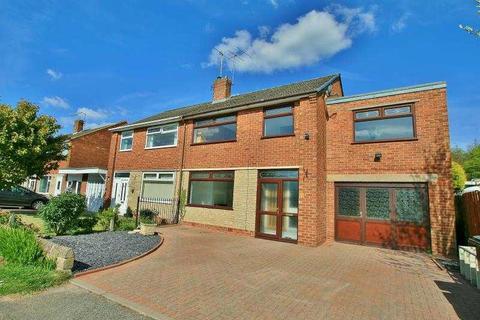 5 bedroom semi-detached house for sale - Ferndale Road, Coal Aston,  Derbyshire, S18 3BT