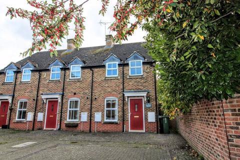 2 bedroom end of terrace house to rent - Hudson Mews Aylesbury Bucks