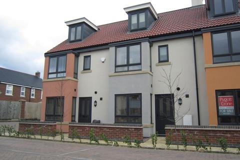 3 bedroom townhouse to rent - Canal Court, Saxilby