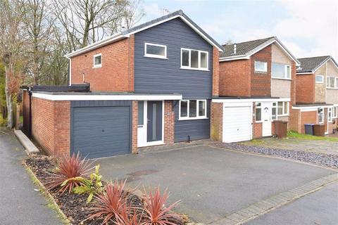 3 bedroom link detached house for sale - Coopers Close, Leek