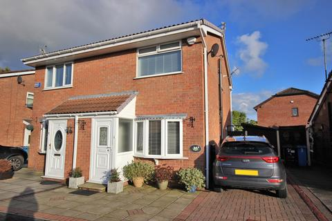 2 bedroom semi-detached house for sale - Chatsworth Drive, Widnes, WA8