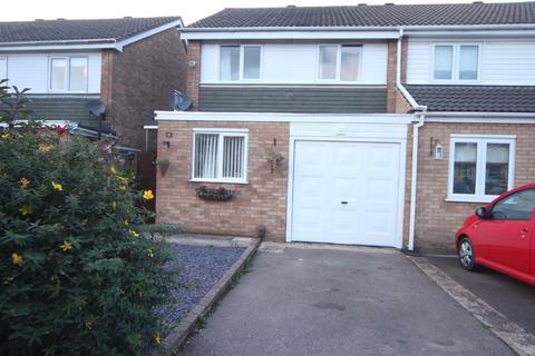 3 bedroom semi-detached house for sale - Farriers Way, Burbage, Hinckley