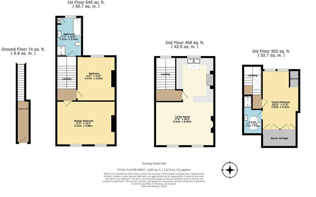 Floorplan: Evering Road93 High.jpg