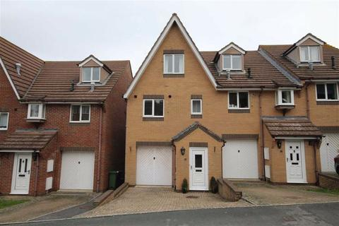 3 bedroom townhouse for sale - St Michaels Court, Weymouth