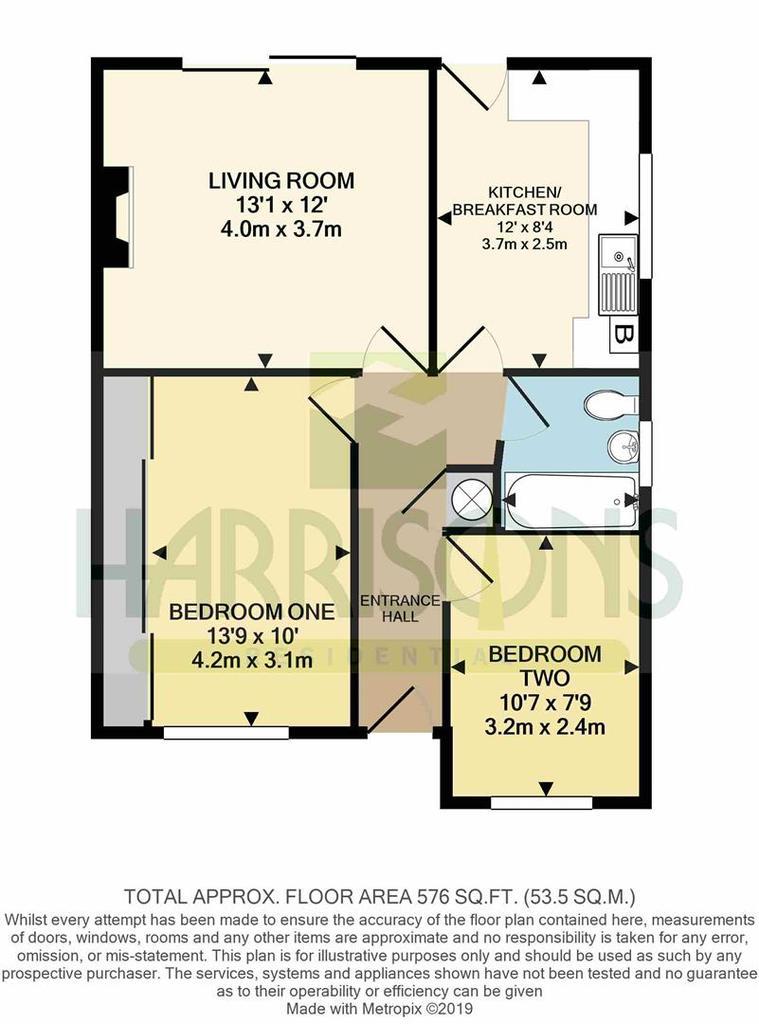 Floorplan: 34 Bourne Grove ME101 SZHR print.JPG