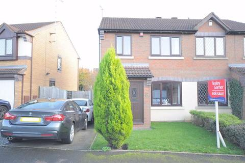 3 bedroom semi-detached house for sale - Glamis Drive, Stone