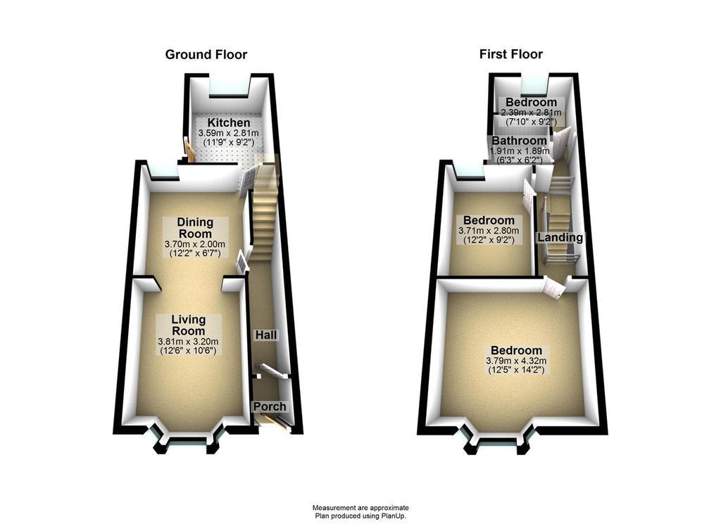 Floorplan 2 of 2: EPC 3045  3 D Floorplan.JPG